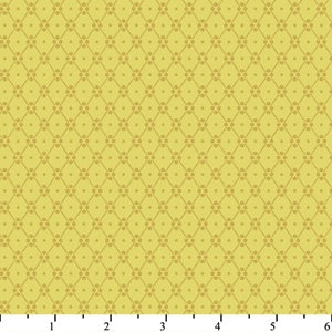 Compose II - Quilted Dots - Wheat