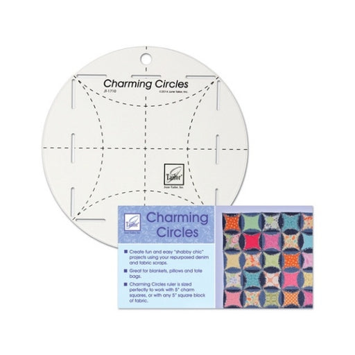 Charming Circles Template