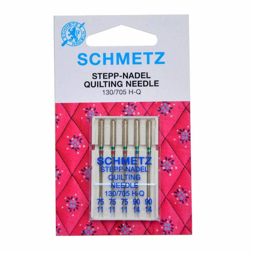 Schmetz Quilting Needle Pack - 75/11