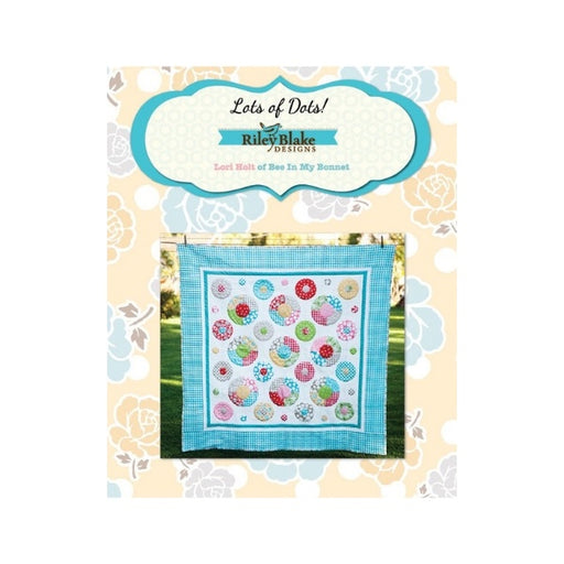 Lots of Dots Quilt Kit