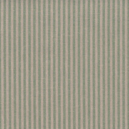 Stof - Shabby Chic - Green Stripe