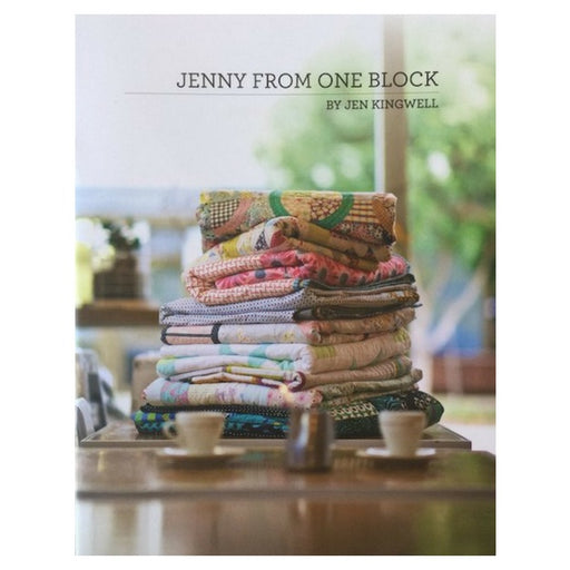 Jenny From One Block - Pattern Book