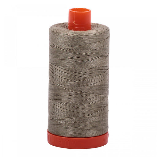Aurifil Cotton Mako' 50 - 2900 - Lt Khaki Green