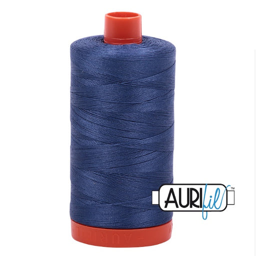 Aurifil Cotton Mako' 50 - 2775 - Steel Blue