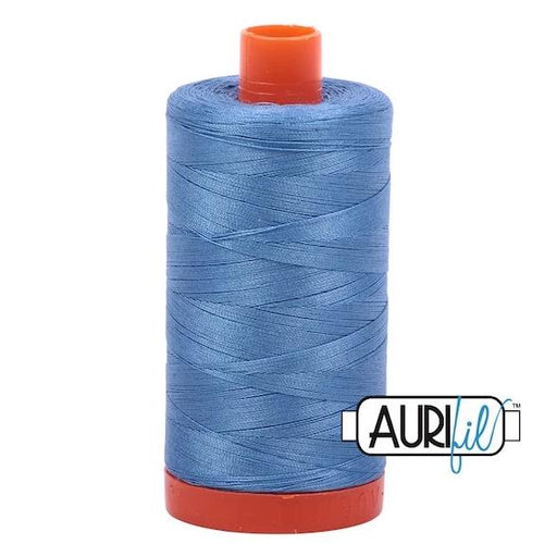Aurifil Cotton Mako' 50 - 2725 - Lt Wedgewood