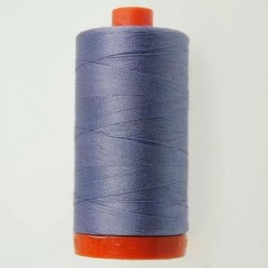 Aurifil Cotton Mako' 50 - 2524 - Grey Violet