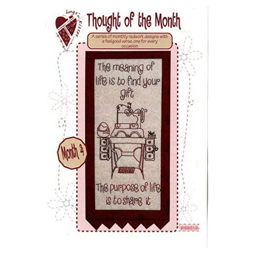 Thought of the Month - Block Four