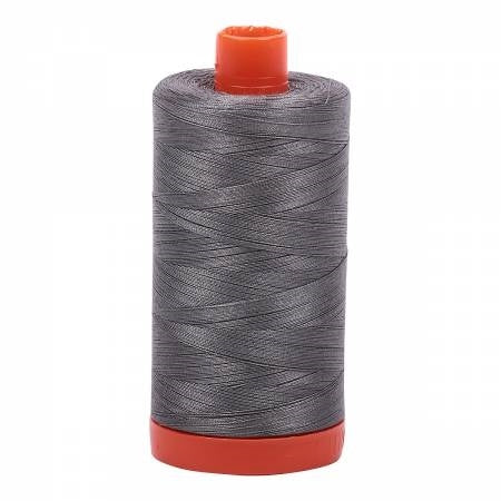 Aurifil Cotton Mako' 50 - 5004 - Grey Smoke