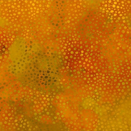 Safari - Spots + Dots - Orange