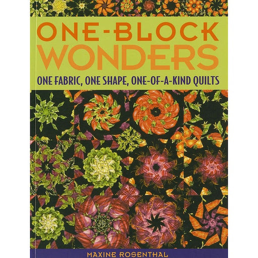 One Block Wonders Book