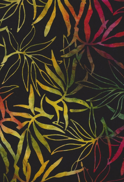 Anthology Batik - Sunset Leaves