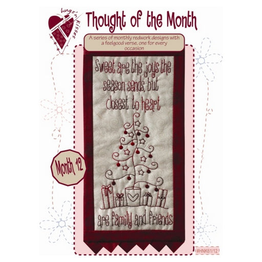 Thought of the Month - Block Twelve