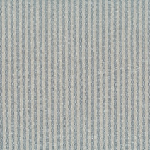 Stof - Shabby Chic - Grey Blue Stripe