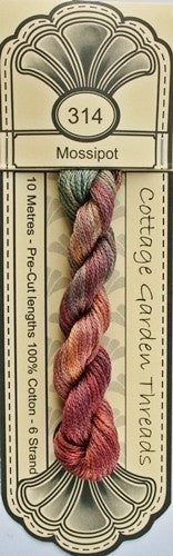 Cottage Garden Threads - 314 - Mossipot