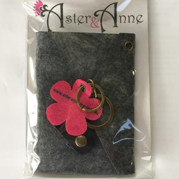Aster + Anne Cardholder/ Needle Case Kit