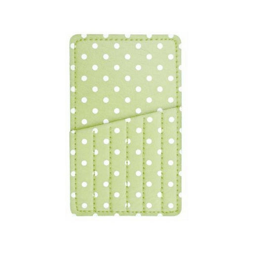Needle Carry Card - Polka Dot