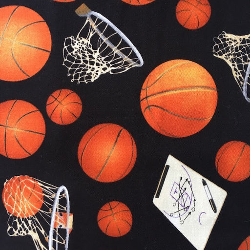 Sports - Basketball - Black
