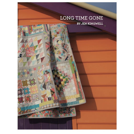 Long Time Gone - Pattern Book