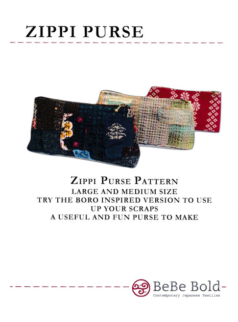 Zippi Purse Pattern
