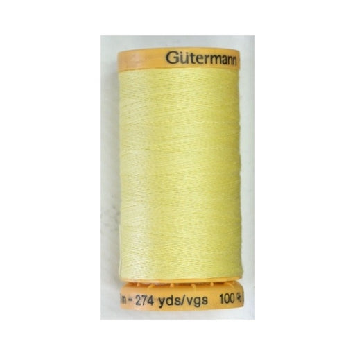 Gutermann Natural Cotton Ne 50 Thread 250m - 349