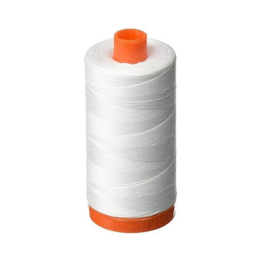 Aurifil Cotton Mako' 50 - 2024 - White