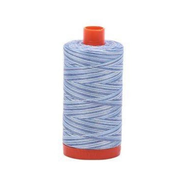 Aurifil Cotton Mako' 50 - 4655 - Storm at Sea
