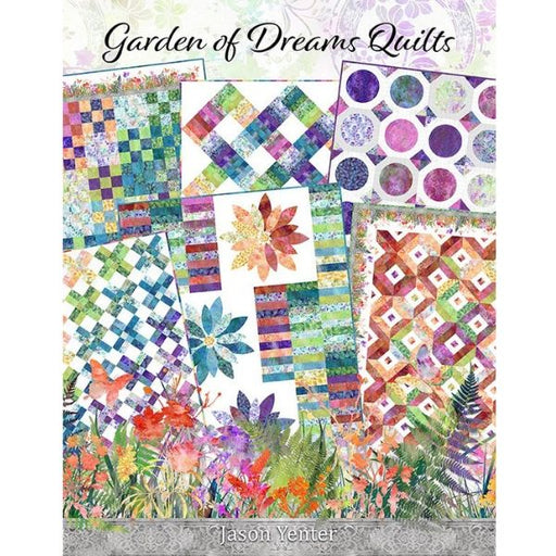 Garden of Dreams Book