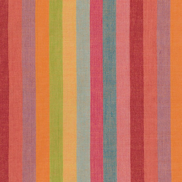 Kaffe Fassett Wovens - Broad Stripe - Bliss