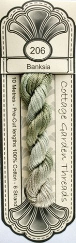Cottage Garden Threads - 206 - Banksia