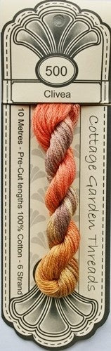 Cottage Garden Threads - 500 - Clivea