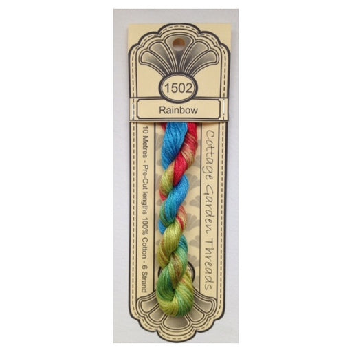Cottage Garden Threads - 1502 - Rainbow