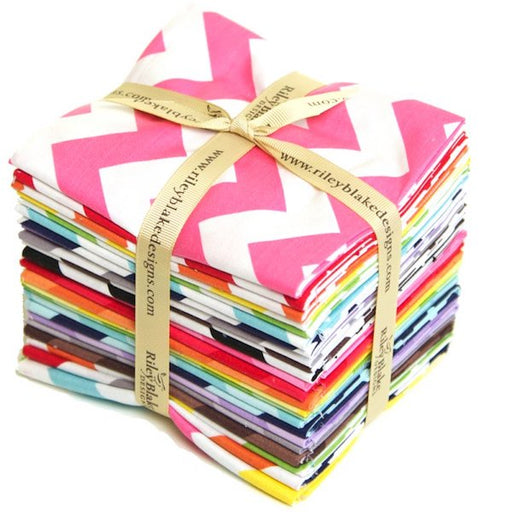 Riley Blake Chevron Fat Quarter Bundle