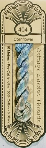 Cottage Garden Threads - 404 - Cornflower