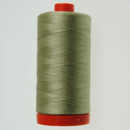 Aurifil Cotton Mako' 50 - 5020 - Light Military Green