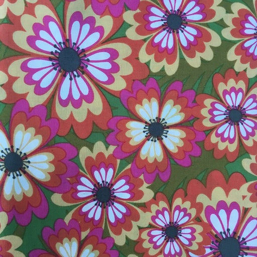 Cabana Blooms - Large Floral