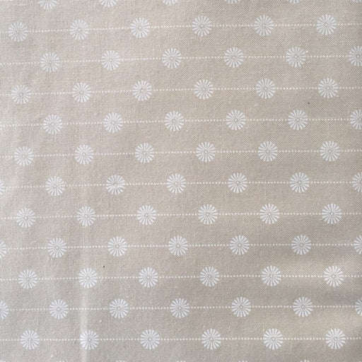 Iced Tea - Circle Motif - Cream