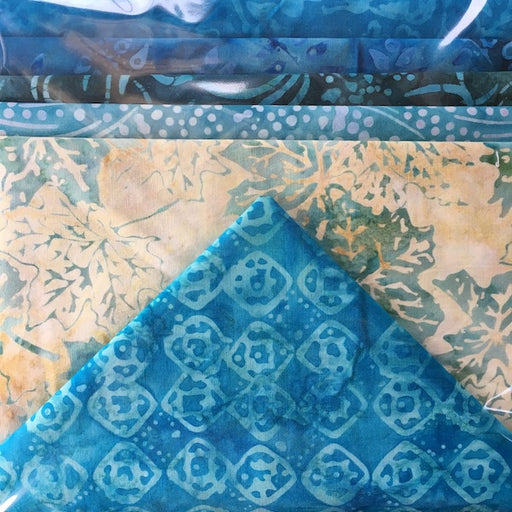 Blue Batik Bundle
