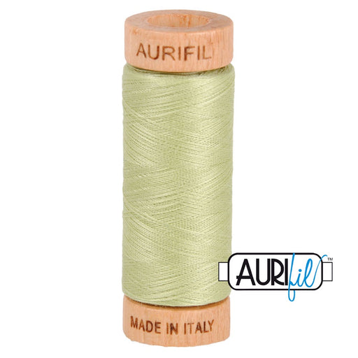 Aurifil Cotton Mako' 80 - 2886 - Light Avocado