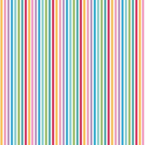 Mini Fun Fair - Stripes - Multi
