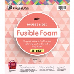 Foam Double Sided Fusible