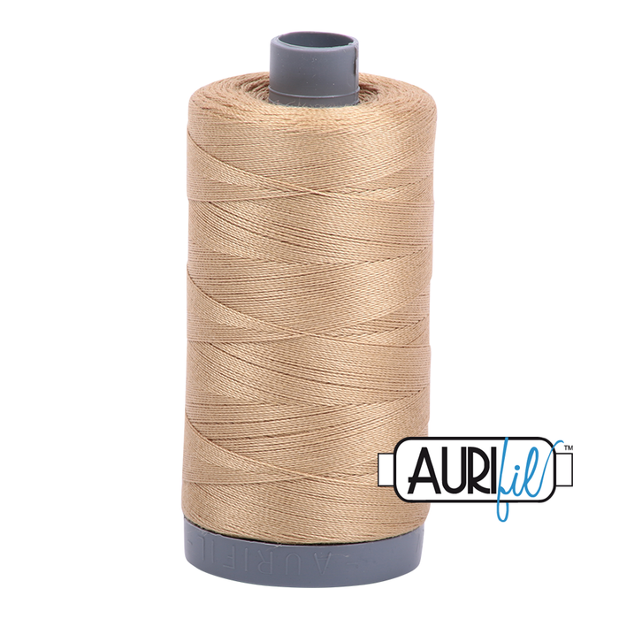 Aurifil Cotton Mako' 28 - 5010 - Tan