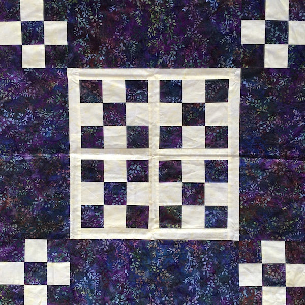 Machine Quilting Workshop