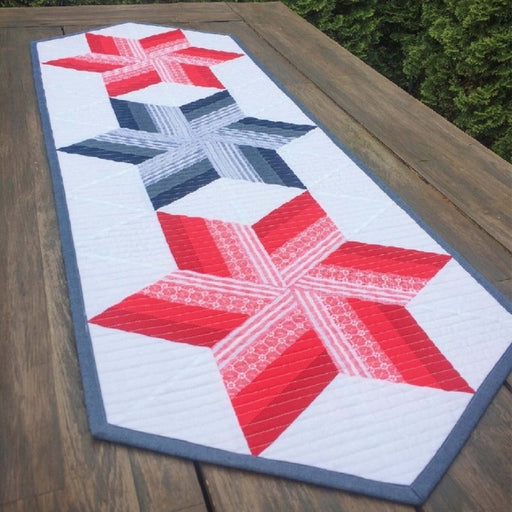Twirl-n-Spin Table Runner