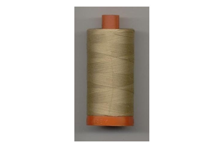 Aurifil Cotton Mako' 50 - 5010 Beige