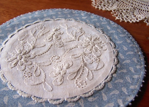 A Doily for Annabelle - Pattern