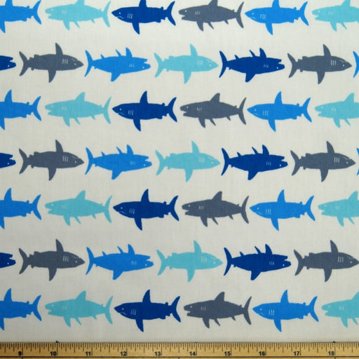 Sevenberry Mini Prints - Sharks