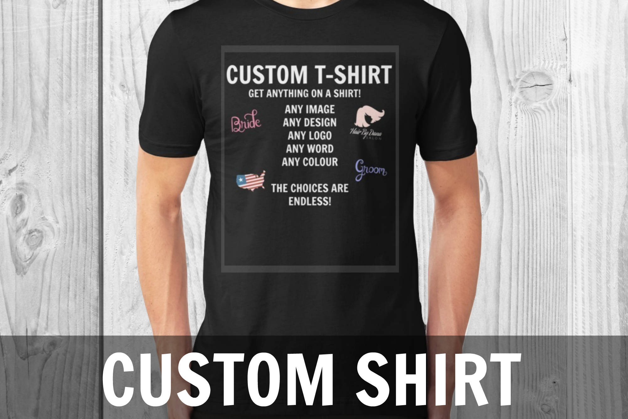 Custom Business Shirts Cheap Chad Crowley Productions