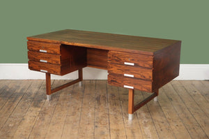 Rosewood Executive Desk by Kai Kristiansen