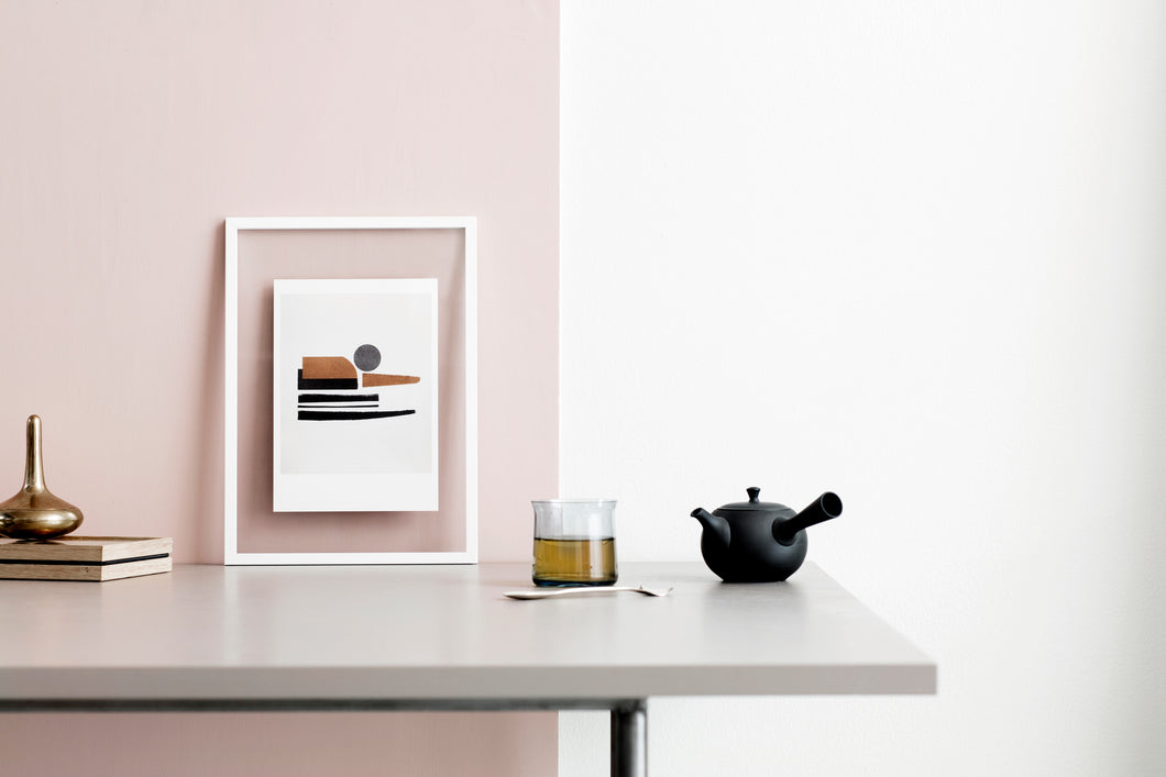 Moebe Picture Frames White