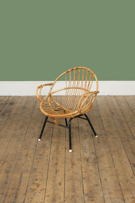Decorative Rattan Circle Chair